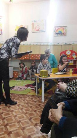 """16 - Детска градина 11 """"Звънче"""", град Търговище - ДГ 11 Звънче - Търговище"""