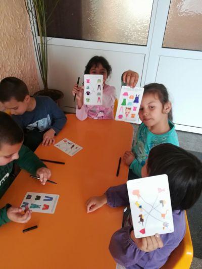 """Проект """"Активно приобщаване в системата на предучилищното образование"""" 6"""