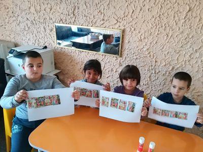 """Проект """"Активно приобщаване в системата на предучилищното образование"""" 7"""