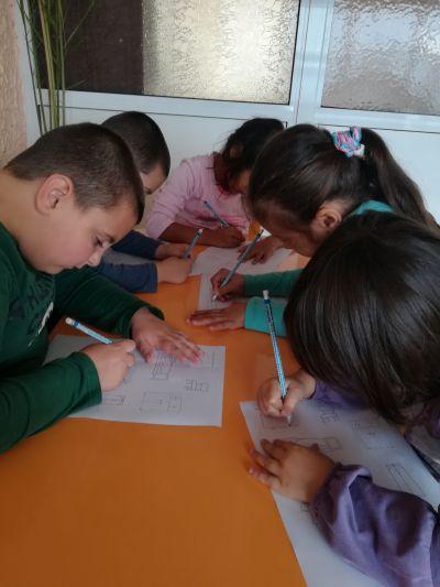 """Проект """"Активно приобщаване в системата на предучилищното образование"""" 8"""